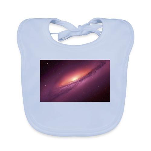 Galaxie no Time - Baby Bio-Lätzchen