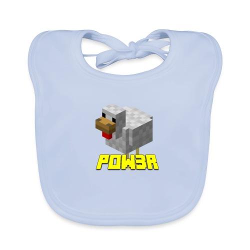 POw3r sportivo - Bavaglino ecologico per neonato
