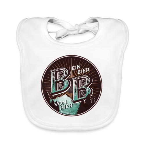 BB rund farb txt2 gif - Baby Bio-Lätzchen