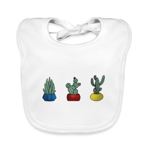 Primary cactus - Hagesmække af økologisk bomuld