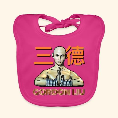 Gordon Liu - San Te Monk (Official) 6 dots - Bio-slabbetje voor baby's