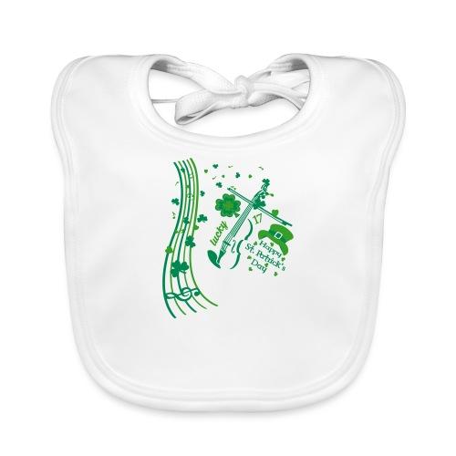 St.Patrick's Day - Organic Baby Bibs