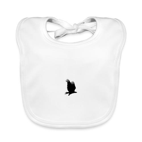 Tirolerbergluft pur (kleiner Adler) - Baby Bio-Lätzchen