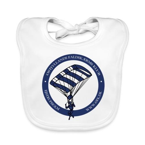 ØFK logo png - Hagesmække af økologisk bomuld