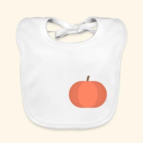 Pumpkin - Bavoir bio Bébé