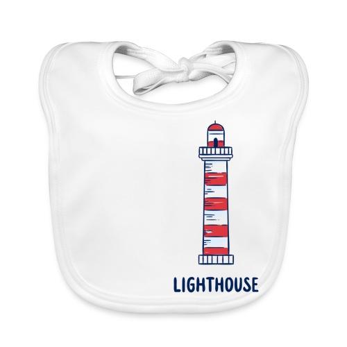 Lighthouse - Baby Bio-Lätzchen