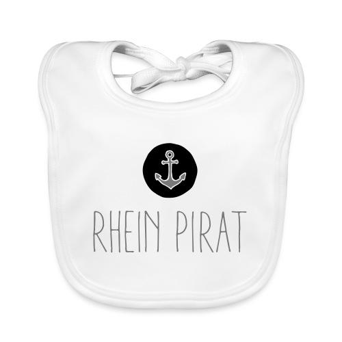 Rhein Pirat - Baby Bio-Lätzchen