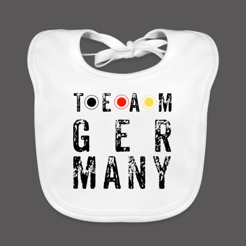 Team Germany - Baby Bio-Lätzchen