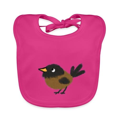 vogeltje klein - Bio-slabbetje voor baby's