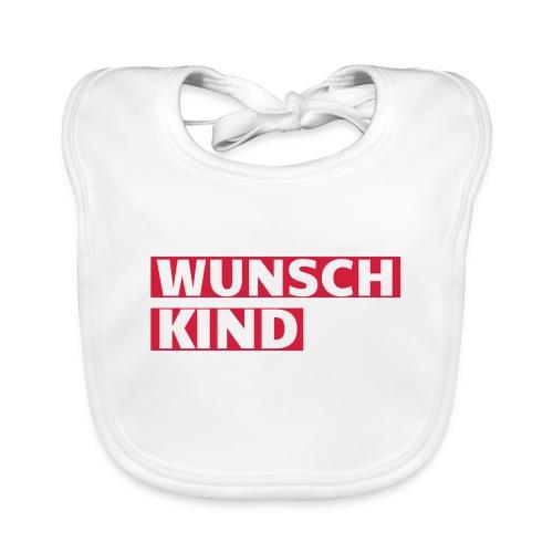 Wunschkind - Baby Bio-Lätzchen