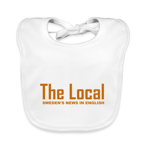 The Local - Baby Organic Bib