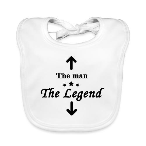 The Legend - Baby Organic Bib