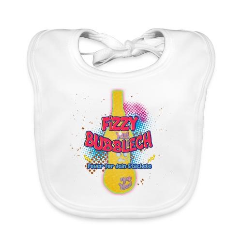fizzy bubblech gpconcepteu - Baby Bio-Lätzchen