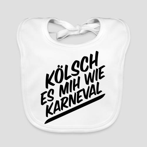 daeHoot Karneval - Baby Bio-Lätzchen