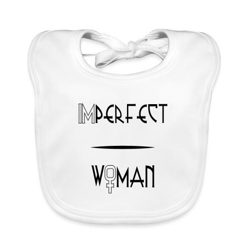 imperfect woman - Bavaglino ecologico per neonato