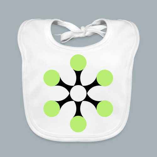 Star Bio T-shirt - Bio-slabbetje voor baby's