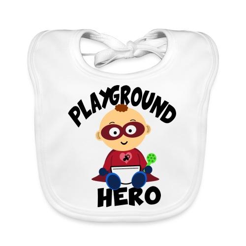 Playground Hero - Baby Bio-Lätzchen