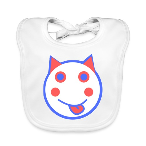 Alf Cat RWB | Alf Da Cat - Organic Baby Bibs