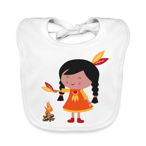 Happy Meitlis - Amerika - Baby Bio-Lätzchen