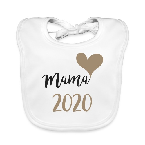 mama 2020 - Baby Bio-Lätzchen