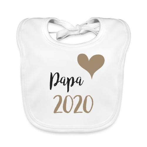 Papa 2020 - Baby Bio-Lätzchen