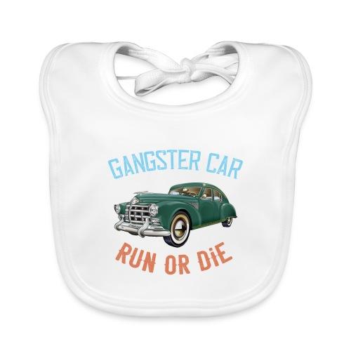 Gangster Car - Run or Die - Organic Baby Bibs