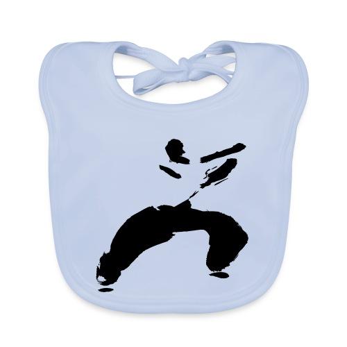 kung fu - Baby Organic Bib