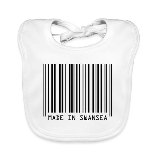 made in swansea - Organic Baby Bibs