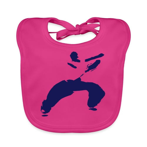 kung fu - Organic Baby Bibs