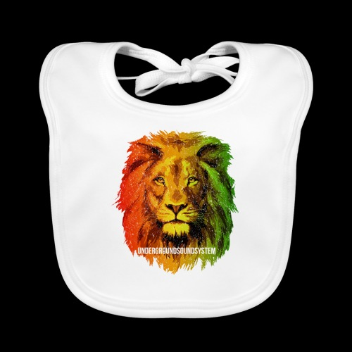 THE LION OF JUDAH - Baby Bio-Lätzchen