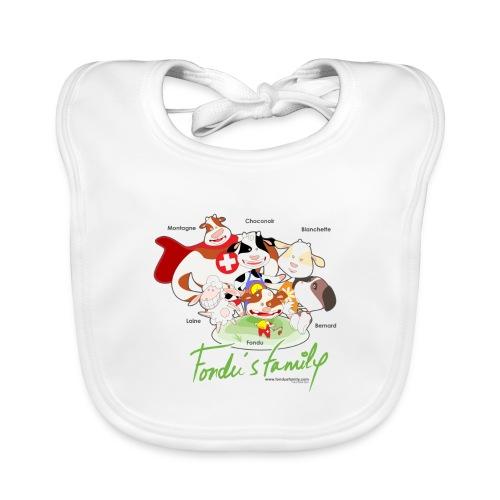 FF FAMILIE 01 - Baby Bio-Lätzchen