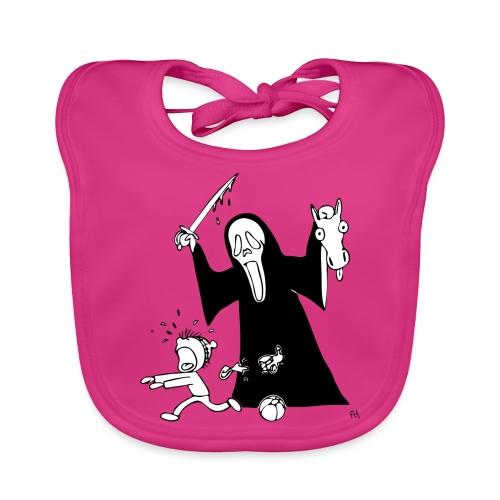 halloween t-skjorte - Økologisk babysmekke