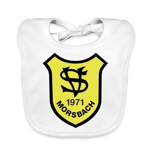 Wappen SV Morsbach - Baby Bio-Lätzchen