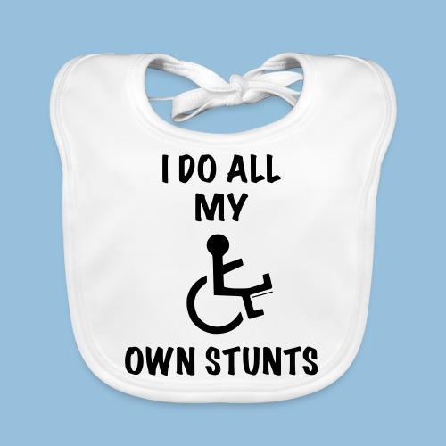 I do all my own stunts 001 - Bio-slabbetje voor baby's