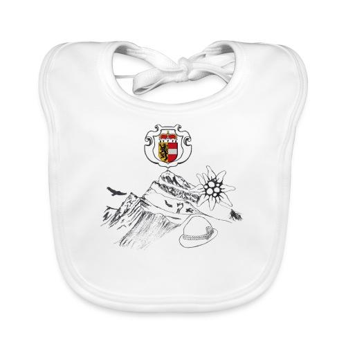 Salzburger Heimat - Baby Bio-Lätzchen