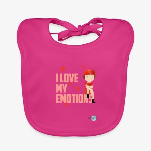 i love my emotions girl - Bavaglino