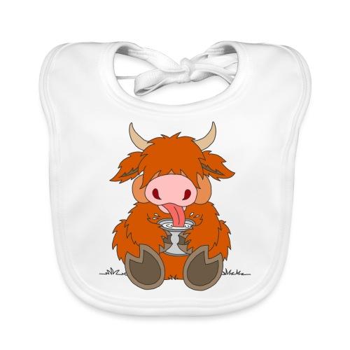 Shortcake - Die Milch macht's! - Baby Bio-Lätzchen