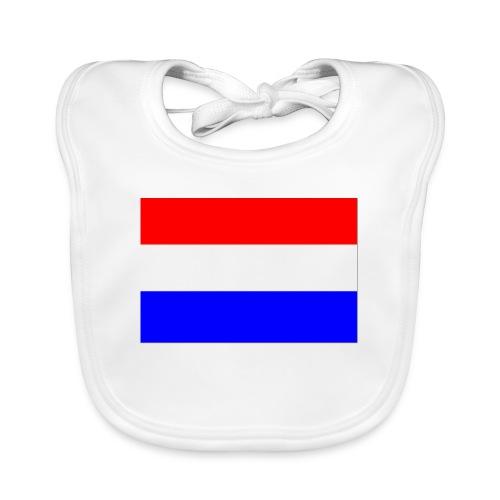 vlag nl - Bio-slabbetje voor baby's
