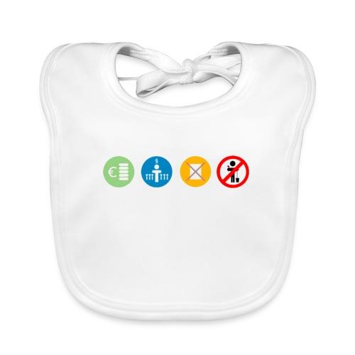 4kriteria ubi rechthoek trans - Bio-slabbetje voor baby's