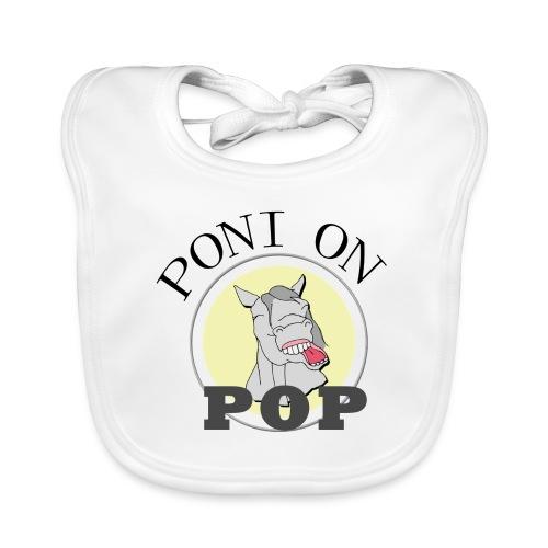 ponionpop - Vauvan ruokalappu