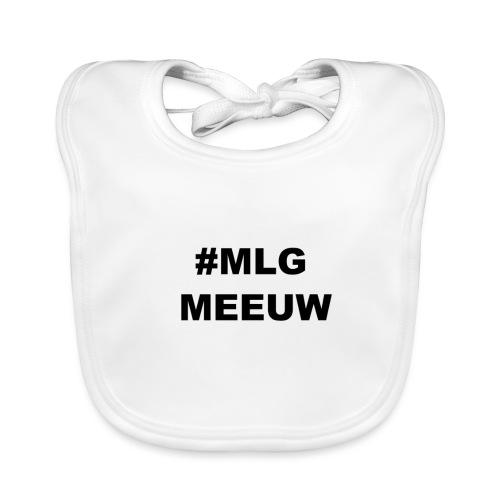 MLG MEEUW - Bio-slabbetje voor baby's
