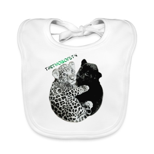 panther jaguar Limited edition - Baby økologisk hagesmæk