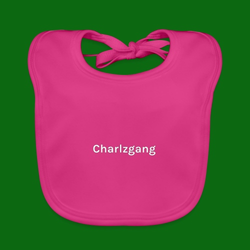 Charlzgang - Baby Organic Bib