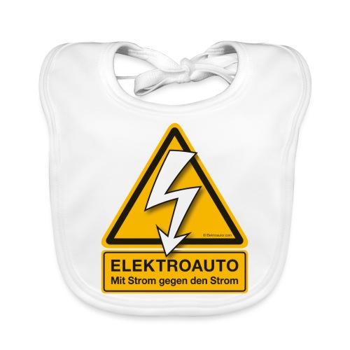 ELEKTROAUTO - Mit Strom gegen den Strom - Baby Bio-Lätzchen