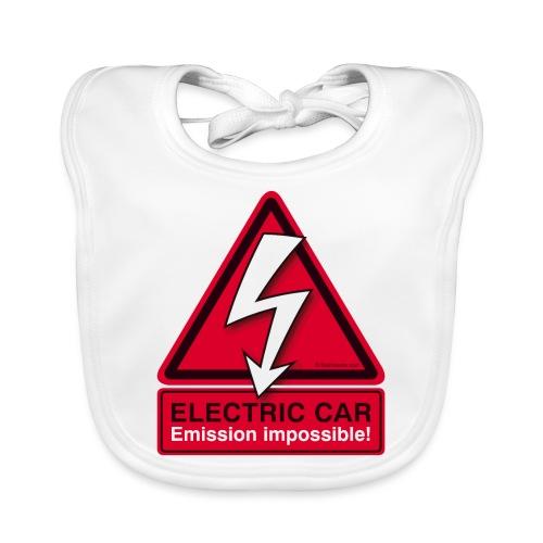 ELECTRIC CAR - Emission impossible! - Baby Bio-Lätzchen
