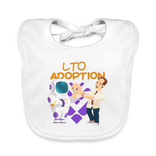 LTO Adoption - Baby Organic Bib