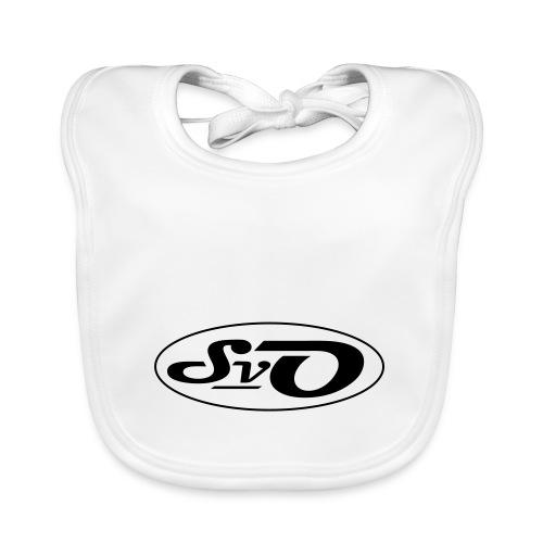 logo svo schwarz - Baby Bio-Lätzchen