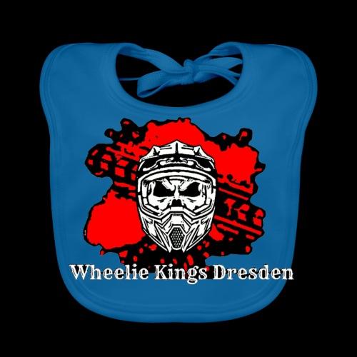 WheelieKingsDresden Hoddie - Baby Bio-Lätzchen