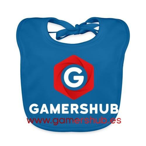 GamersHUB Oficial Promocional - Babero ecológico bebé
