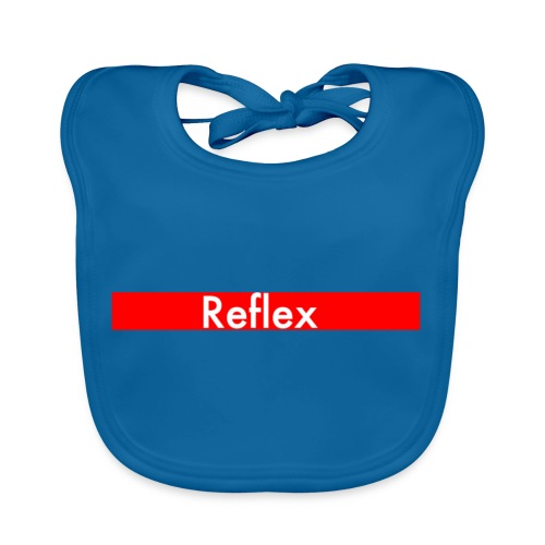 Reflex Logo - Baby Organic Bib
